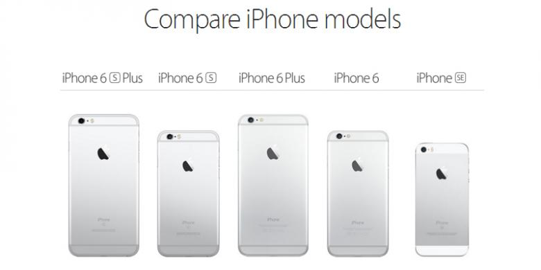 Apple Stop Penjualan IPhone 5S