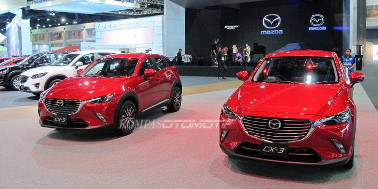 Estimasi Harga Mazda CX-3 di Indonesia