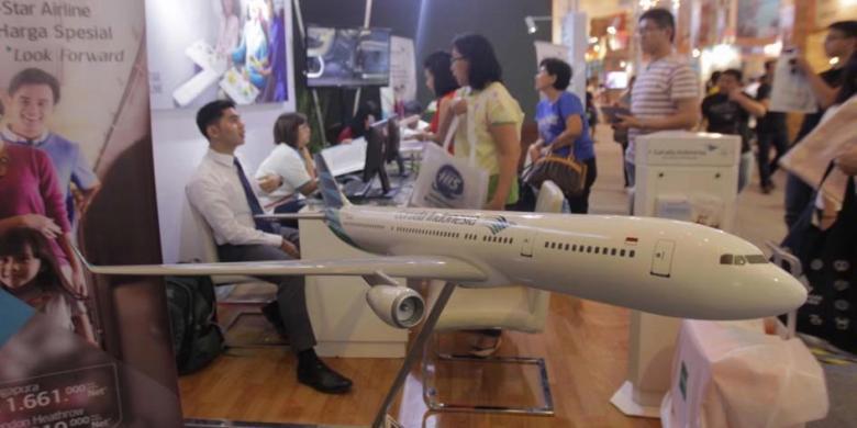 13 Maskapai Penerbangan Ikut Serta Dalam Astindo Fair 2017