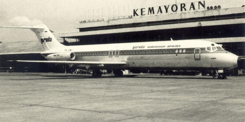 Mengingat Kembali Kasus Pembajakan Pesawat Garuda Indonesia