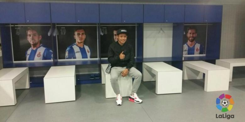 Evan Dimas Pilih Pelatih Lokal daripada Mourinho