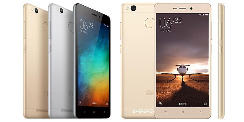 Xiaomi Redmi 3S Chinh Hang Fullbox Nguyen SEAL Gia Re Hai