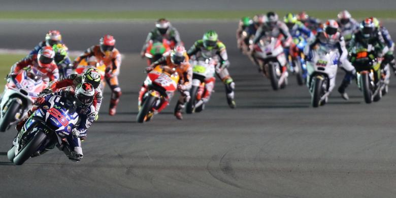 Jadwal Sementara MotoGP 2017