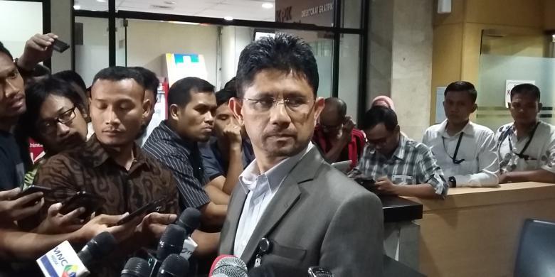 Wakil Ketua KPK Nilai Kewenangan Reklamasi Pantai Utara Jakarta Milik Pemerintah Pusat