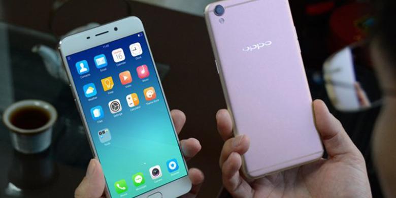 Salip Xiaomi, Oppo Duduki Peringkat Ke-4 Dunia