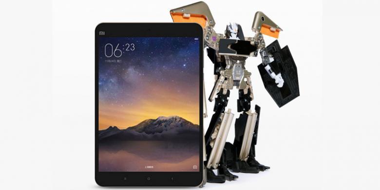 Xiaomi Jual Mi Pad Yang Bisa Jadi Robot Transformers