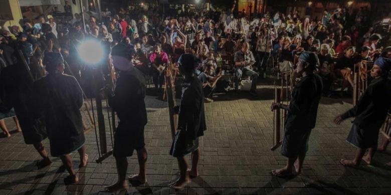 rayakan perbedaan baduy kembali di bentara budaya jakarta rabu 6 4