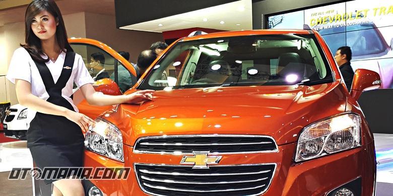 Chevrolet Masih Bertahan dengan Harga Lama