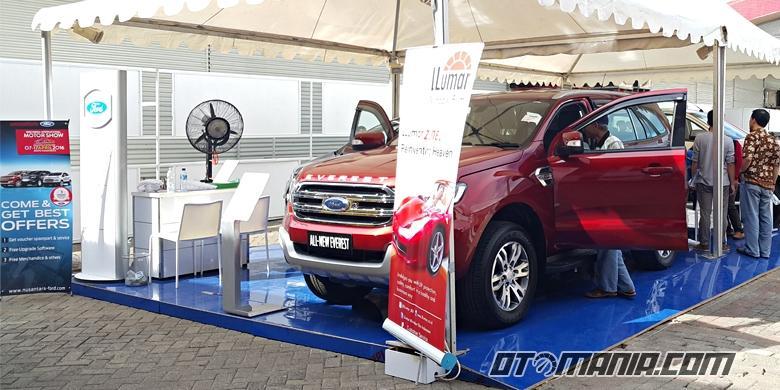Stok Mobil Ford di Dealer Sudah Kosong