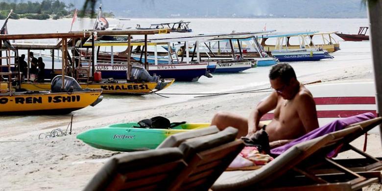 Hingga Juni, Jumlah Wisman Ke Indonesia Tembus 5 Juta Orang