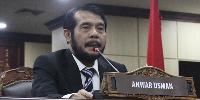 Ini Kata Wakil Ketua MK Soal Penangkapan Oknum Hakim Konstitusi