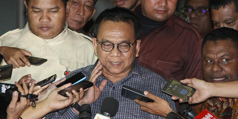 Dalam Dakwaan Ariesman, Jaksa Ungkap Peran Aktif M Taufik dalam Rangkaian Kasus Raperda Reklamasi