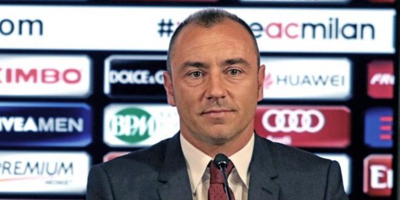 Brocchi: Apabila Saya Bukan Pelatih Milan Musim Depan...