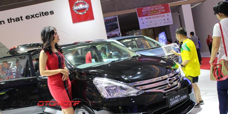 Belum Ada Yang Baru, Nissan-Datsun Absen Di IIMS