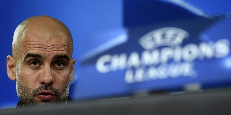 Setelah Bayern Kalah, Guardiola Sebut Nama Messi 2 Kali