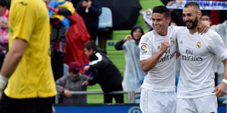 Jamu City, Real Madrid Terancam Tanpa Benzema