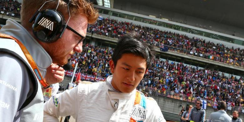 Jadwal Formula 1 Rusia 2016
