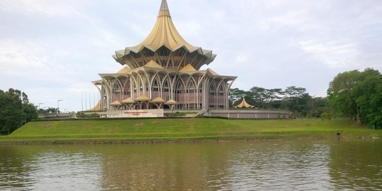 Ini Cara Menarik Wisatawan Sarawak Menyaksikan FWI Di Sambas