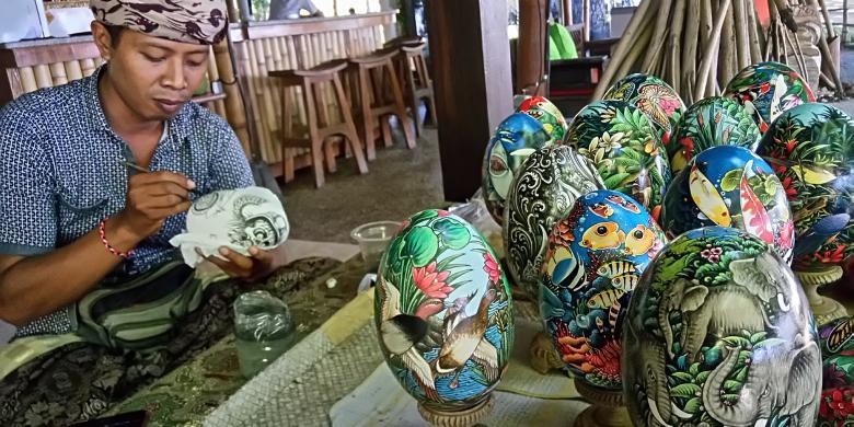 Pasar Sindhu, Destinasi Di Bali Yang Tengah Naik Daun