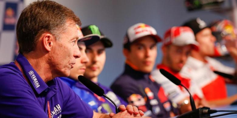 Penjelasan Yamaha Mengapa Larang Lorenzo Tes Bersama Ducati Di Jerez