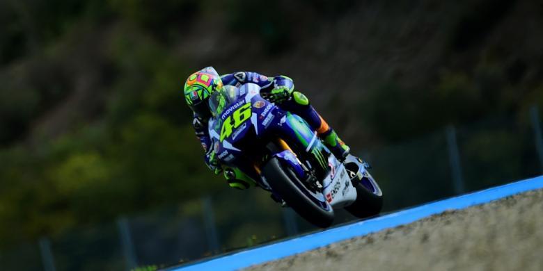 Rossi Juara Lagi di Spanyol!