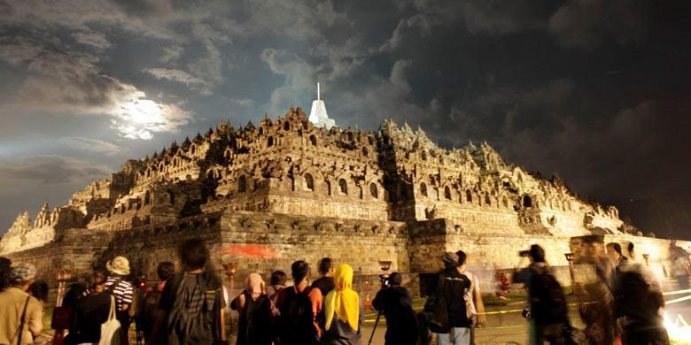 Ini Kalender Wisata Taman Wisata Candi Borobudur Tahun 2017
