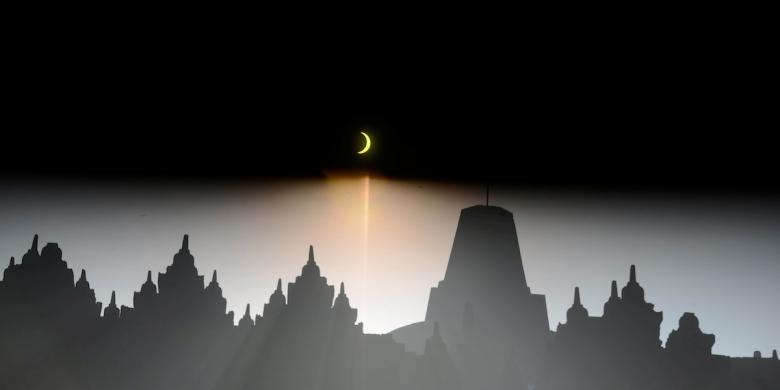 Tiga Abad Menjadi Misteri, Fenomena Aneh Angin Gerhana Kini Terungkap