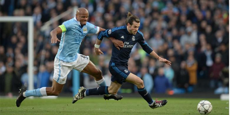 Imbang 0-0, Manchester City Beri Beban Kemenangan untuk Real Madrid