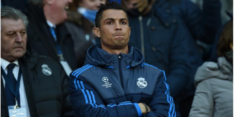 Cristiano Ronaldo Jadi Bahan Cemoohan Netizen