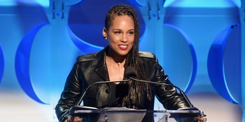 Alicia Keys Bakal Meriahkan Final Liga Champions
