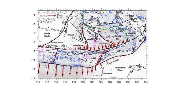Sesar Kendeng Terbukti Aktif, Jawa Timur Perlu Lebih Waspada Gempa