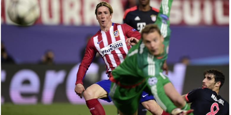 Torres Mengakui Atletico Meraih Malam yang Fantastis