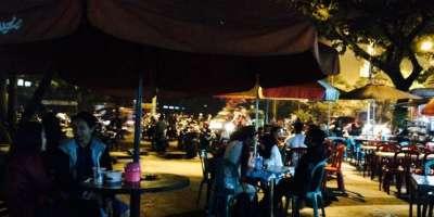 Ini Tiga Lokasi Menikmati Wisata Malam di Kota Bogor