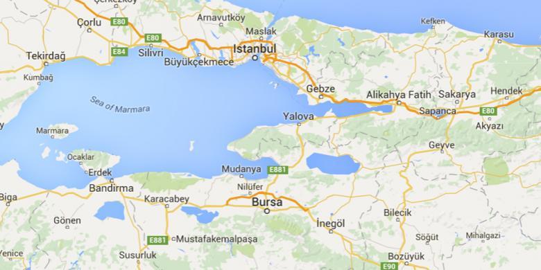 Pemberontak Kurdi Akui Serangan Bunuh Diri di Masjid Agung Bursa