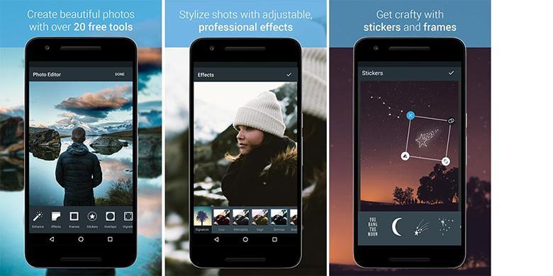 Aplikasi Foto Lightroom
