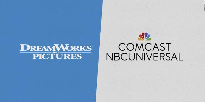 """DreamWorks, Studio Pembuat """"Kung Fu Panda"""" Dibeli Comcast Rp 50 Triliun"""