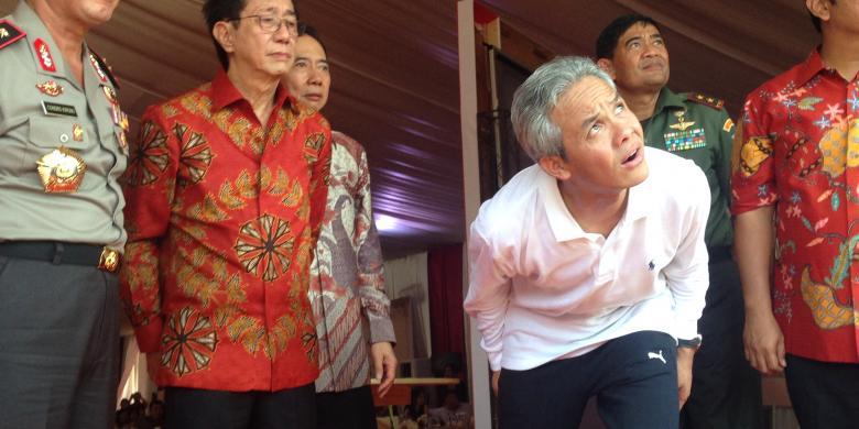 Wajan Raksasa Ditemukan di Dekat Rumahnya, Ini Kata Gubernur Ganjar