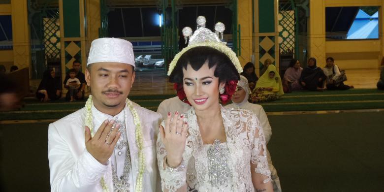 Ratu Felisha Mengaku Menikah dengan Ari Pujianto Setelah Dijodohkan