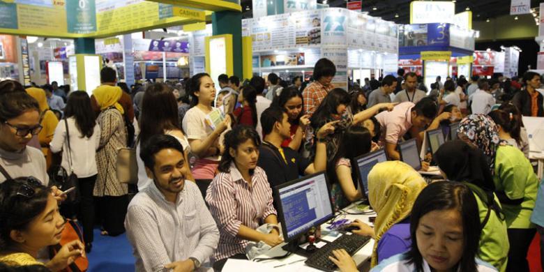 Kiat Dapat Tiket Paling Murah Di Garuda Indonesia Travel Fair