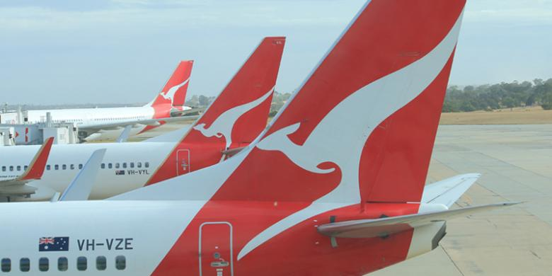Maret 2018, Qantas Terbang Non-stop Perth-London
