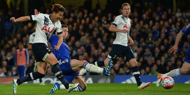 Tottenham Seri di Kandang Chelsea, Leicester Juarai Premier League