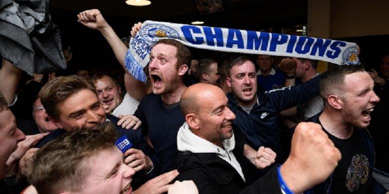 Fakta Menarik dari Keberhasilan Leicester Juarai Premier League