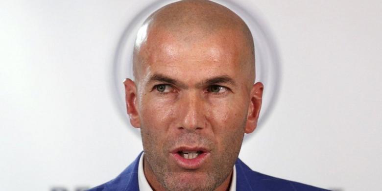 Zidane Siap Torehkan Dua Rekor Pribadi