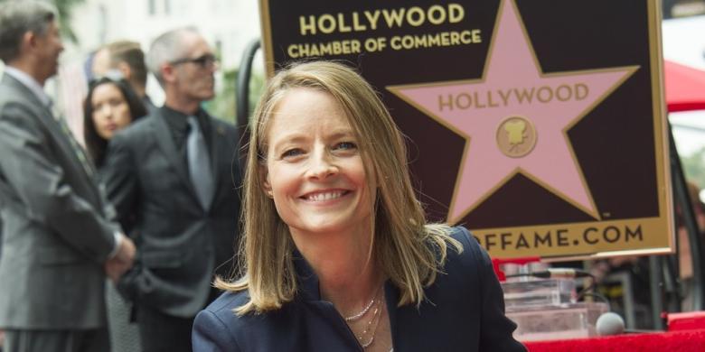 Jodie Foster Akhirnya Mendapat Bintang Walk of Fame