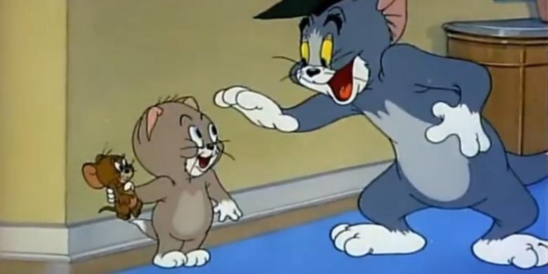 """Pejabat Mesir Sebut """"Tom and Jerry"""" Pemicu Kekerasan dan Radikalisme"""
