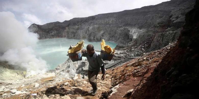 Ini Obyek Wisata Yang Dikunjungi Putra Jokowi Di Banyuwangi