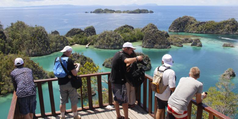 PHRI: Pariwisata Papua Barat Menakjubkan