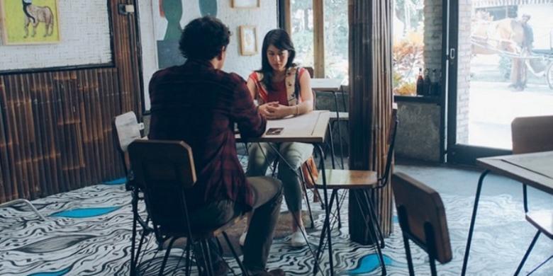 Awas Baper, 3 Kedai Makan Lokasi Cinta Dan Rangga Memadu Kasih
