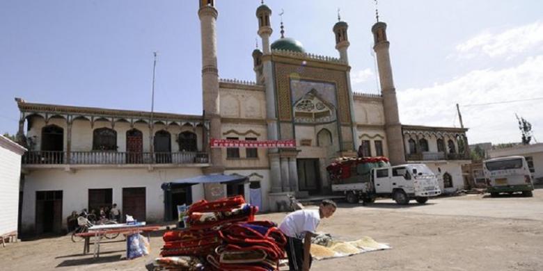 Xinjiang, Target Wisata Halal Indonesia Di China