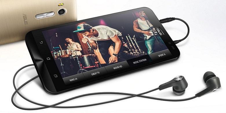 Android Baru Asus Ini Dilengkapi TV Tuner